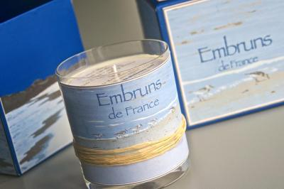 Bougie Embruns de France