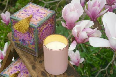 Scented candle LES MOISSONS Carnation